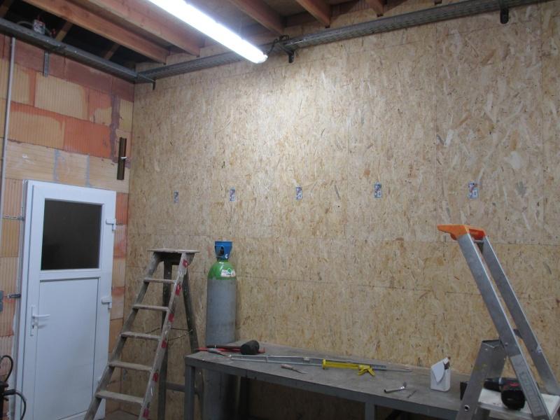 Peinture pour osb - Peinture pour mur de garage ...
