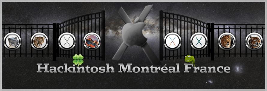 HACKINTOSH MONTRÉAL & FRANCE