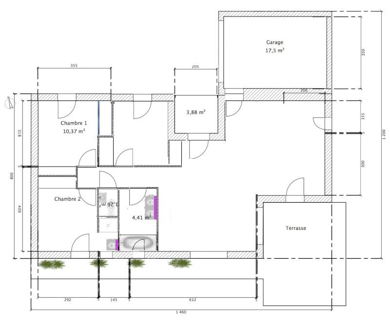 votre avis sur le plan de ma future maison. Black Bedroom Furniture Sets. Home Design Ideas
