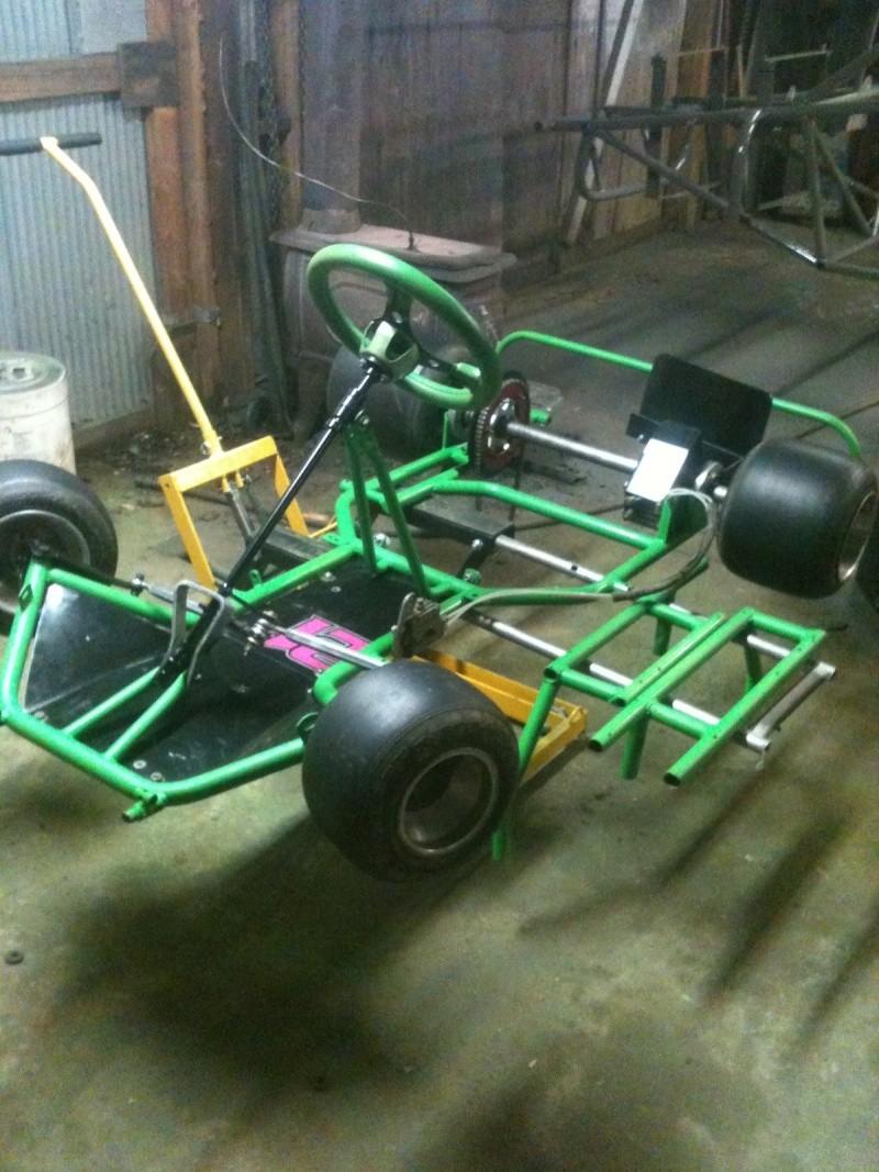 Go Kart Racing Pa >> Dirt Oval Racing Go Kart For 2014