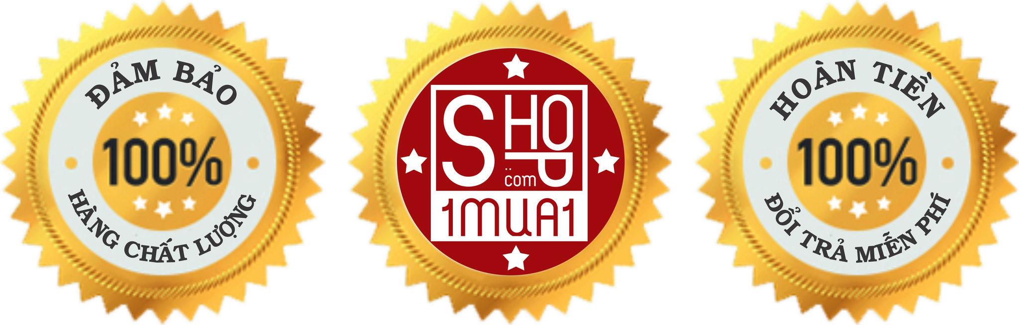 Cam kết chất lượng bởi 1mua1.com