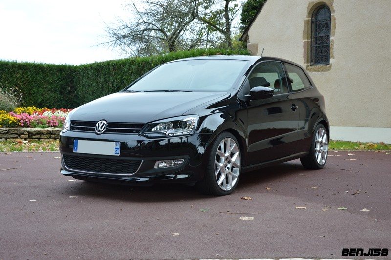 benji58 polo 6r tdi 75 r line conversion uk polos net the vw polo forum. Black Bedroom Furniture Sets. Home Design Ideas