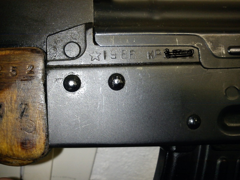 Gas tube Draco / MD 90 - The AK Files Forums