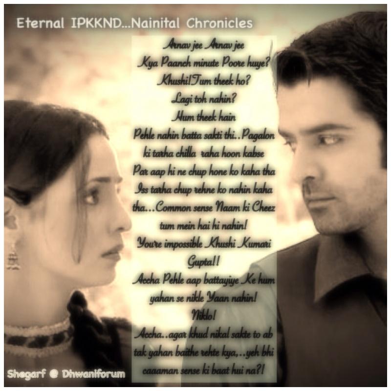 dhwaniforum.com :: Topic: IPKKND...Nainital chronicles ...memory ...