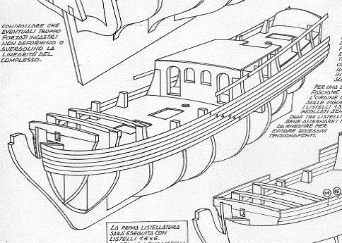 Royal carolina di lorenzo pagina 2 for Piani di costruzione del modello