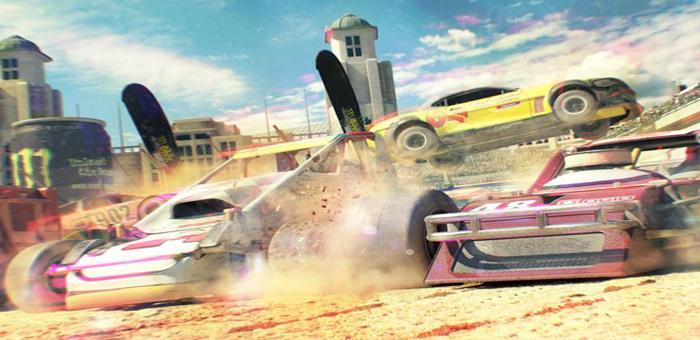 لعبة السباقات والسرعة الرهيبة DiRT