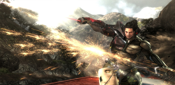 حصريا الاكشن والقتال المنتظرة Metal Rising Revengeance Excellence Repack