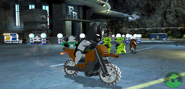 لعبة الاكشن والمغامرة الجميلة LEGO