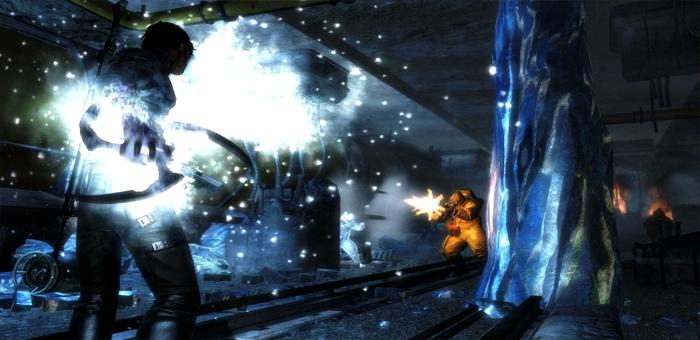 لعبة الاكشن الاكثر من رائعة والمحبوبة لدى الجميع Dark Sector Excellence Repack