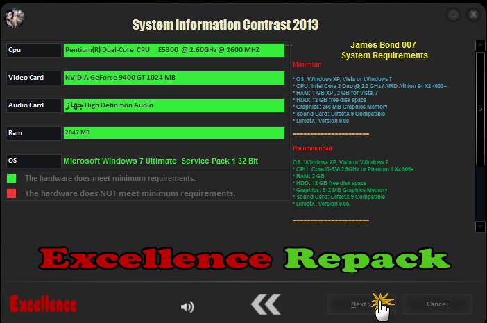 حصريا لعبة المغامرة الرهيبة والمنتظرة Contrast 2013 Repack Excellence بنسخة ريباك بحجم