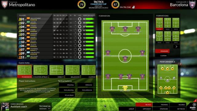 لعبة التاكتيك وكرة القدم الرائعة FX Eleven 2014 Excellence Repack 526 MB