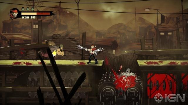 اللعبة القتالية المثيرة والرائعة SHANK