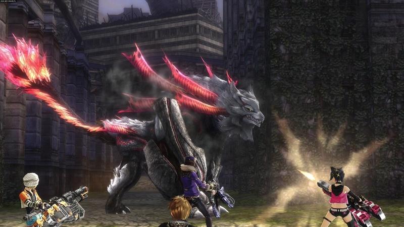 لعبة الاكشن والمغامرة والقتال الرائعة جدا God Eater 2 Rage Burst 2017 Excellence Repack 5.33 GB coobra.net