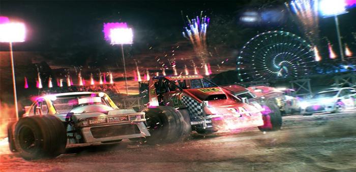 لعبة السباقات والسرعة الرهيبة جدا DiRT Showdown Excellence Repack 2.41 GB نسخة ريباك