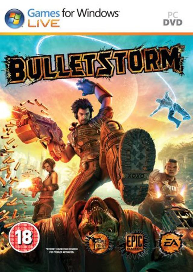 لعبة الاكشن الجبارة BULLETSTORM Repack