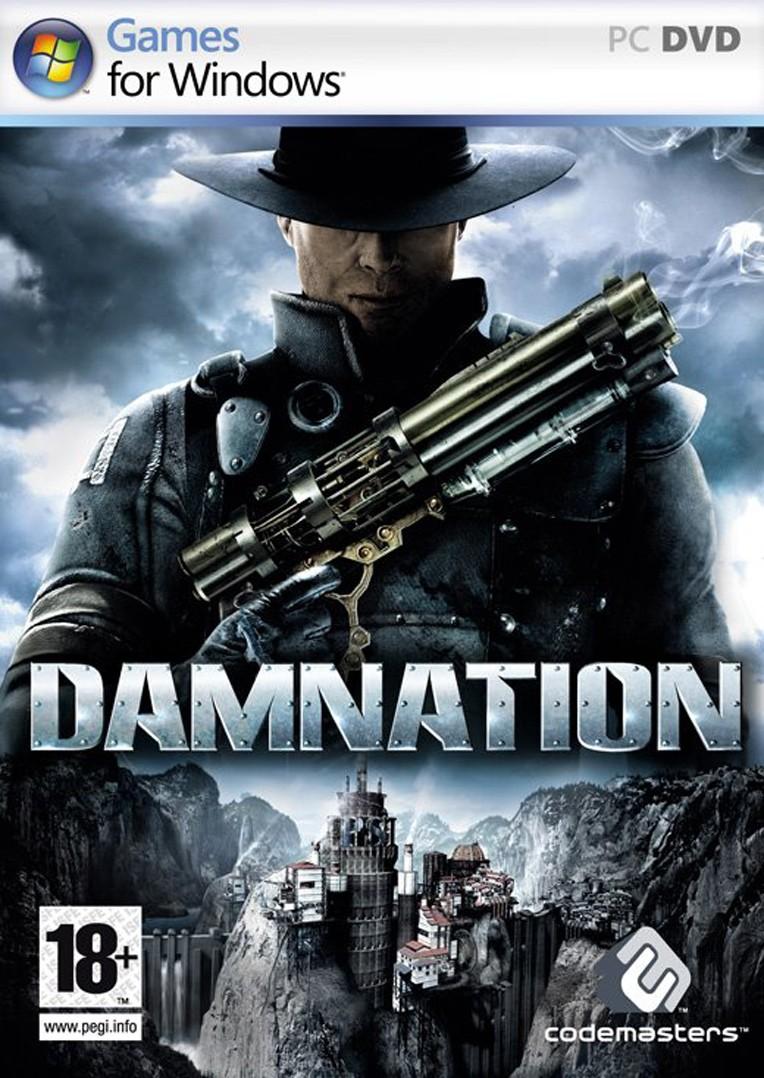 لعبة الاكشن والاثارة الرائعة Damnation