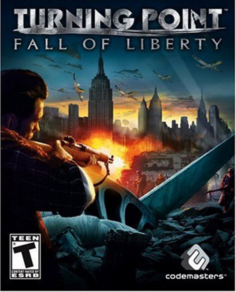 لعبة الاكشن الاكثر من رائعة Turning Point Fall of Liberty Excellence Repack 1.97 GB
