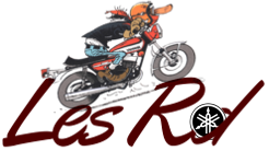Les Yamaha RD