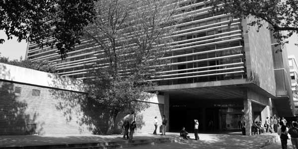 Entrevista a un alumno de primero de arquitectura