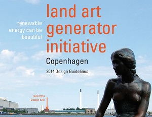 Cartel Concurso Land Art Generator 2014