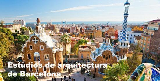 arquitectos en Barcelona