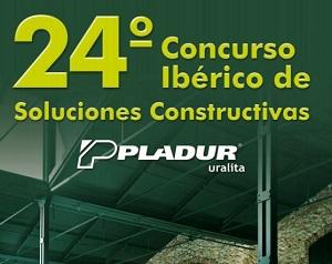 Cartel del XXIV Concurso Ibérico Pladur