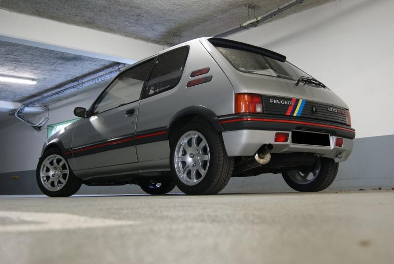 Peugeot 205 gti - Garage peugeot rambouillet ...