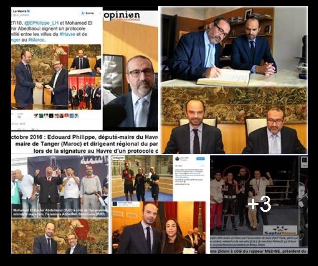 """Résultat de recherche d'images pour """"edouard philippe mosquée havre"""""""
