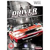 [Wii] Driver: Parallel Lines (Multi 5)