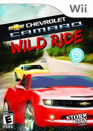 [Wii] Chevrolet Camaro: Wild Ride