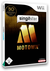 [Wii] Sing It Star: Motown (Multi 5)