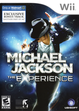 [Wii] Michael Jackson: The Experience - Walmart Edition (EN)