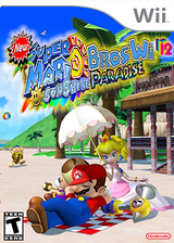 [Wii] New Super Mario Bros Wii 12 Sunshine Paradise (EN)