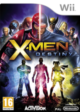 [Wii] X-Men Destiny (Multi 5)
