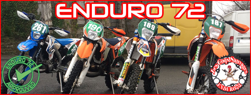 Forum Enduro 72