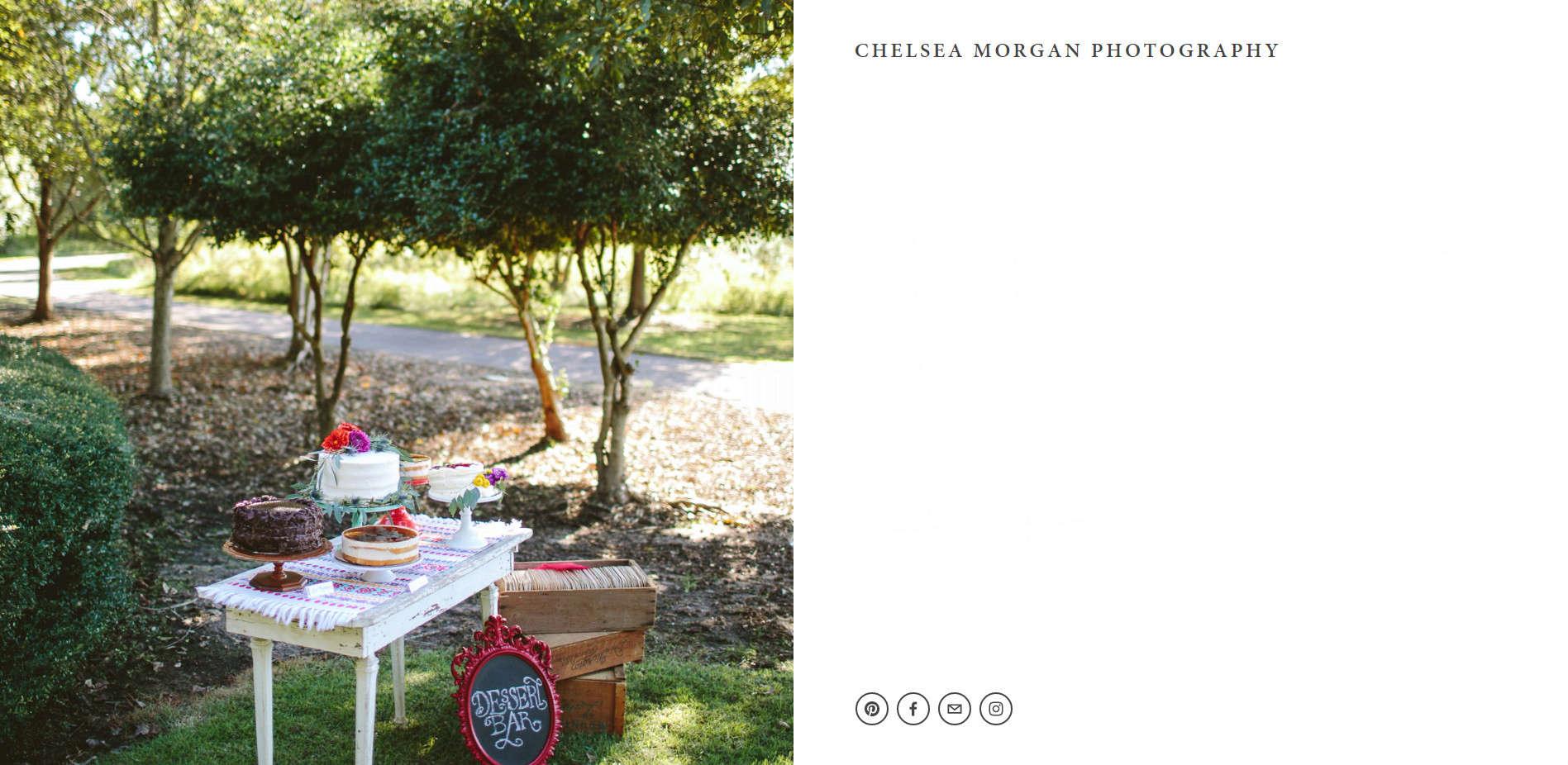Уеб сайт на Chelsie Morgan