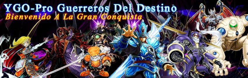 Ygo-Pro Guerreros Del Destino