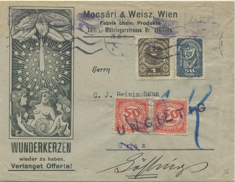 Brief Nach Wien Versenden : Brief von wien nach graz