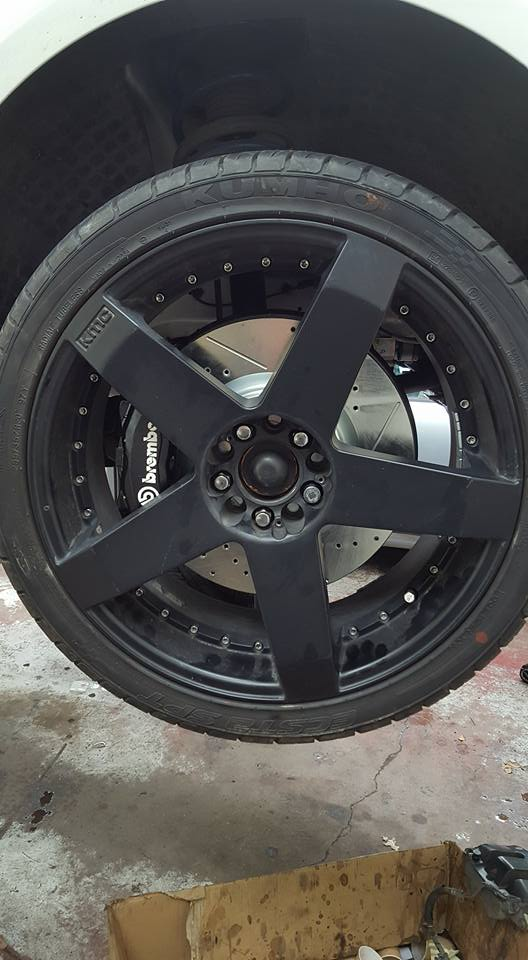 California special de nico1046 ford for Garage ford saumur