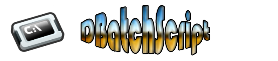 DBatchScript