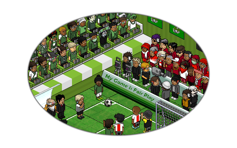 Bienvenue sur le forum officiel du HabboSoccer !