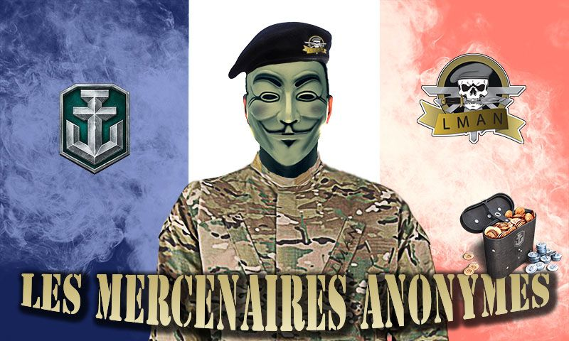 Les Mercenaires ANonymes