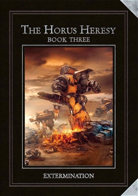 Image result for horus heresy book 3