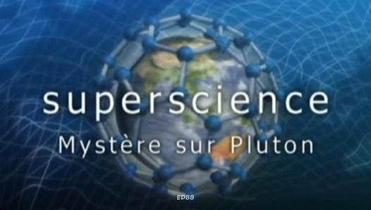 Mystère sur Pluton