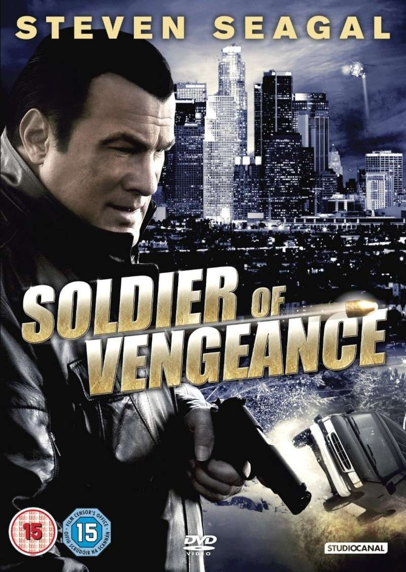 Soldier Of Vengeance | Multi