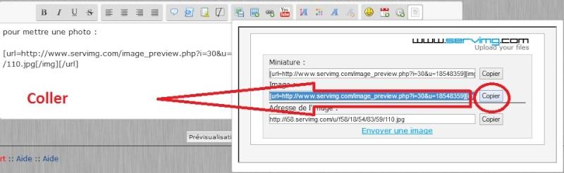 problème affichage page web