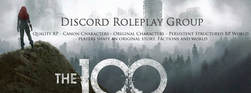 The 100: Discord Roleplay Group