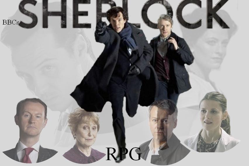 Sherlock RPG