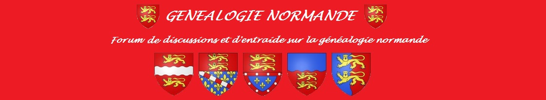 Normandie Genealogie