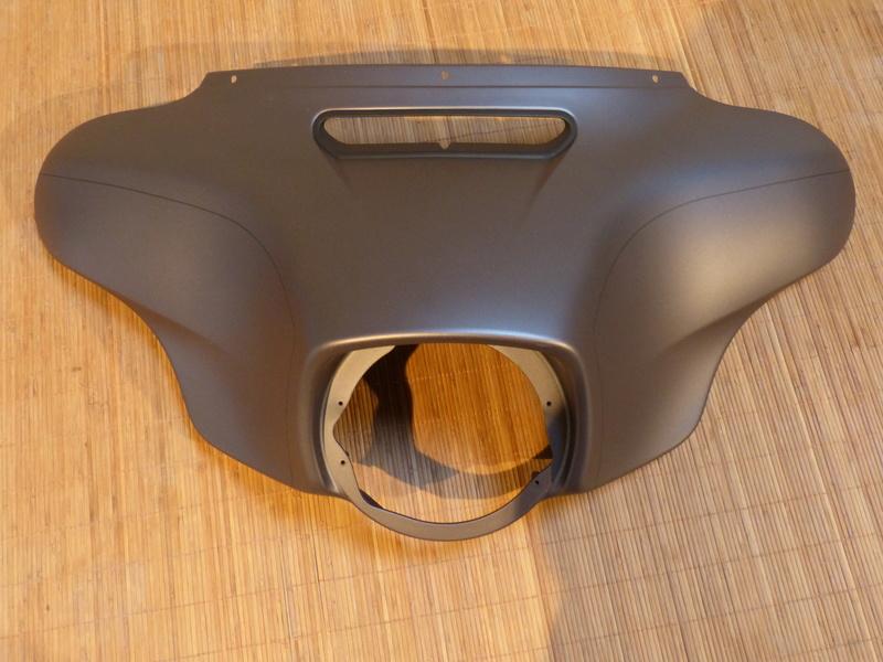 car nage batwing nez de cochon harley davidson. Black Bedroom Furniture Sets. Home Design Ideas
